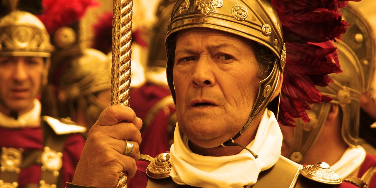 Jesus–The Scary One