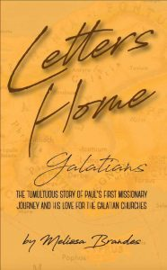 Letters Home Galatians Book