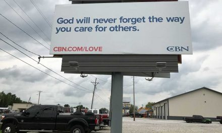 Sometimes Billboards just Get it Right