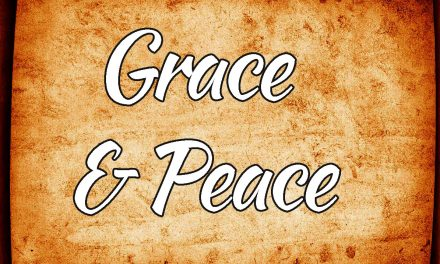 The Power of Grace and Peace – Php 1:2